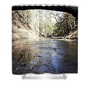 Creek At The Ridge Shower Curtain