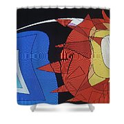 Crescendo One Shower Curtain