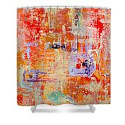 Crescendo Shower Curtain