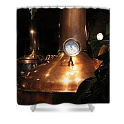 Crescent City Brewhouse  Shower Curtain