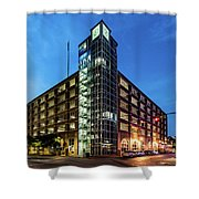 Cressman Center Shower Curtain
