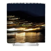 Cretan Symphony-1 Shower Curtain