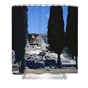 Crete Shower Curtain