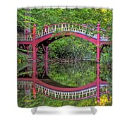 Crime Dell Summer Shower Curtain