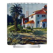 Crissy Field Shower Curtain