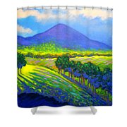 Croagh Patrick County Mayo Shower Curtain