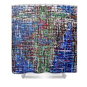 Cross 2 Shower Curtain