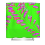 Crossing Branches 9 Shower Curtain