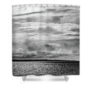 Crossing The Megler Shower Curtain