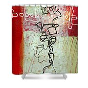 Crossroads 28 Shower Curtain