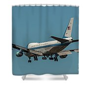 Crosswind Shower Curtain