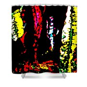 Croton 2 Shower Curtain by Eikoni Images
