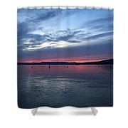 Croton Sky Shower Curtain