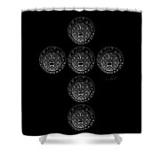 Cruciform Shower Curtain