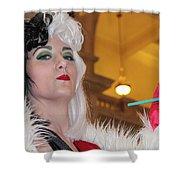 Cruella Shower Curtain