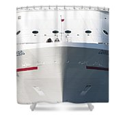 Cruise On Shower Curtain