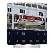 Cruise Time Shower Curtain