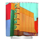 Crump Color Shower Curtain