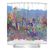 Crusade Shower Curtain