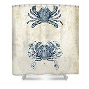Crustaceans - 1825 - 05 Shower Curtain