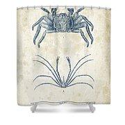 Crustaceans - 1825 - 14 Shower Curtain