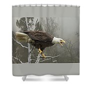 Cry Of Freedom Shower Curtain