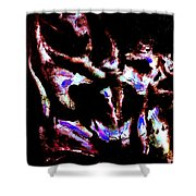 Cry Wild 1.1 Shower Curtain