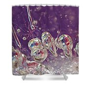 Cryogenesis Shower Curtain