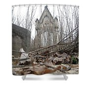 Crypt Vestry  Shower Curtain