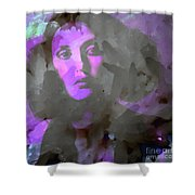 Crystal Beth Series #10 Shower Curtain