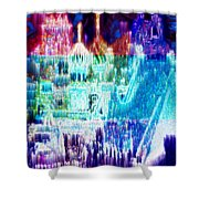 Crystal City Shower Curtain