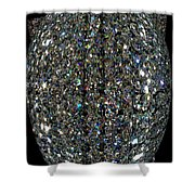 Crystal Cool Shower Curtain