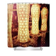 Crystal Dresses Shower Curtain