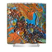 Crystal Reef Of The Keys Shower Curtain