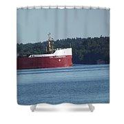 C.s.l. Laurentien  Shower Curtain