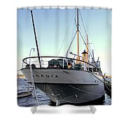 Css Acadia 1 Shower Curtain