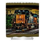 Csx 4226 Shower Curtain