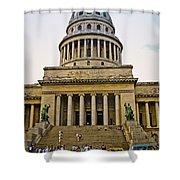 Cuba - La Habana Shower Curtain