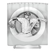 Cubs 2016 Shower Curtain