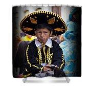 Cuenca Kids 670 Shower Curtain