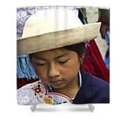 Cuenca Kids 683 Shower Curtain
