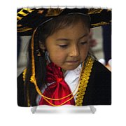 Cuenca Kids 721 - Canvas Style Shower Curtain