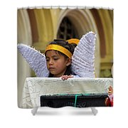 Cuenca Kids 816 Shower Curtain