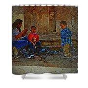 Cuenca Kids 875 Shower Curtain