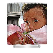 Cuenca Kids 881 Shower Curtain