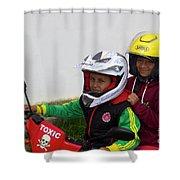 Cuenca Kids 889 Shower Curtain