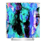 Cuenca Kids 892 Shower Curtain