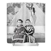Cuenca Kids 896 Shower Curtain