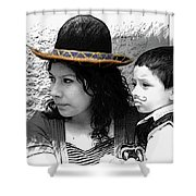 Cuenca Kids 912 Shower Curtain
