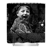 Cuenca Kids 954 Shower Curtain